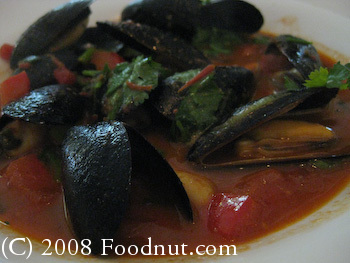 Passionfish Pacific Grove Mussels