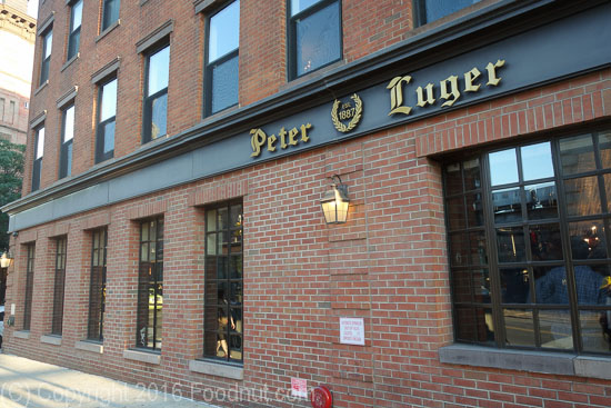 Peter Luger Steakhouse Brooklyn New York Exterior Decor