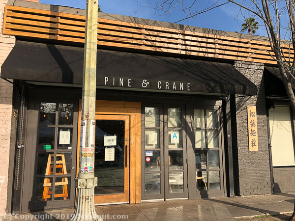 Pine and Crane Los Angeles Exterior decor
