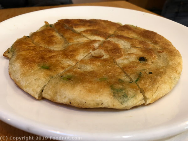 Pine and Crane Los Angeles scallion pancake