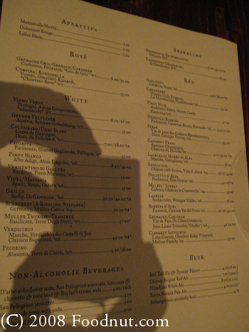 Pizzaiolo Oakland Menu 1