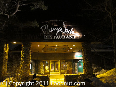 Plumpjack Restaurant Squaw Valley exterior decor