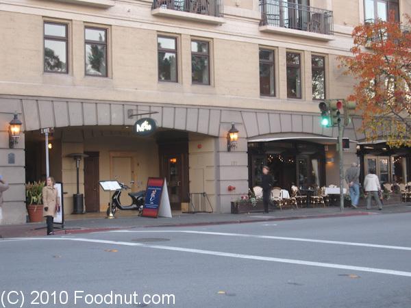 Poggio Restaurant Sausalito Exterior Decor