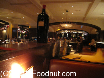 Poggio Restaurant Sausalito Interior Decor