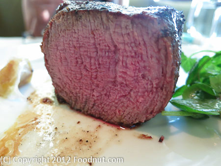 Press St Helena filet mignon