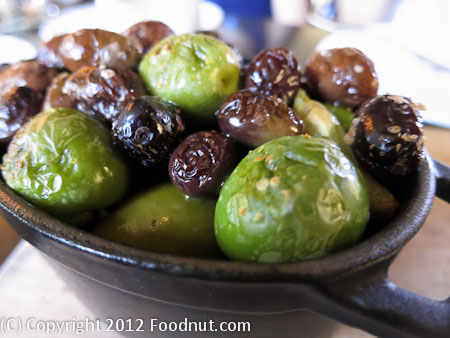 Redd Wood Yountville warm olives