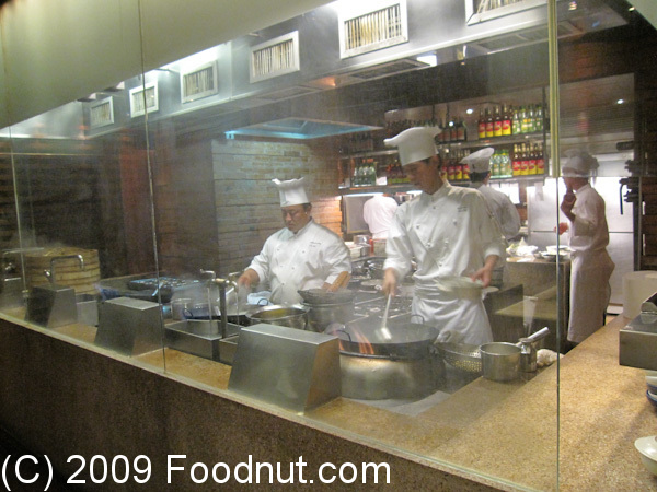 Restaurant Made In China Restaurant Review, Beijing, China, Grand