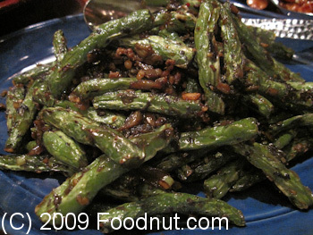 Made In China Beijing China Fried String Beans