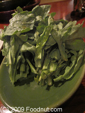 Made In China Beijing China Spinach Leaves