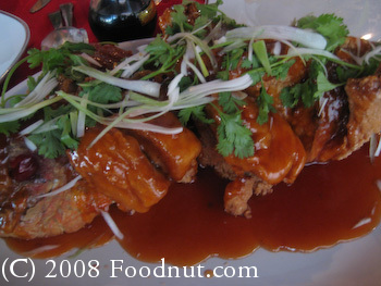 Restaurante Beijing Puerto Vallarta Sweet and sour Fish