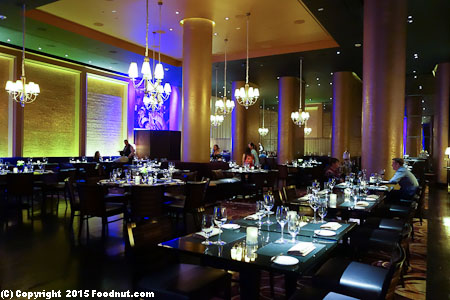 Sage Las Vegas interior decor