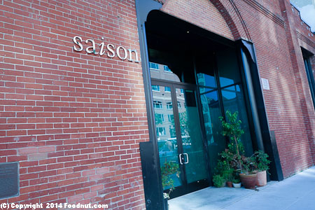 Saison San Francisco Exterior Decor