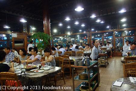 Samwon garden restaurant review seoul korea for Seoul garden korean restaurant
