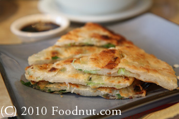 Shanghai East San Mateo Green Onion Pancake