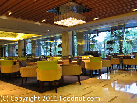 Shangri La Guilin Li Cafe Breakfast Buffet 1