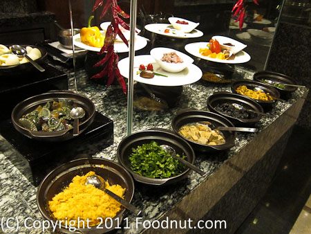 Shangri La Guilin Li Cafe Breakfast Buffet 11