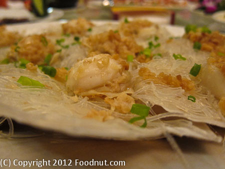Shenzhen Citizen Center Restaurant Shenzhen China Scallops