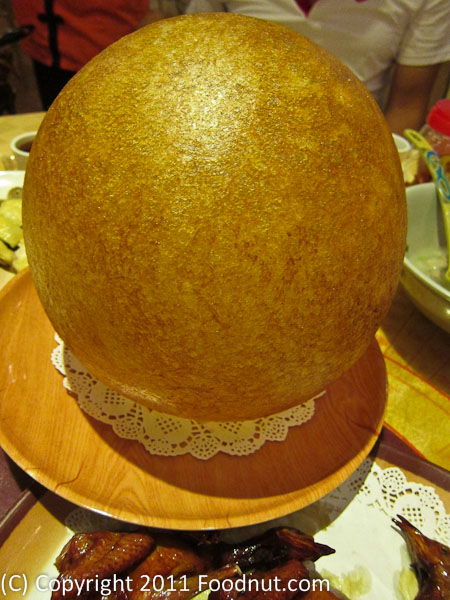 Shi Qi Lao Zhongsan China Big Sesame Ball
