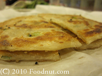 Sichuan Fusion Richmond Green Onion Pancake