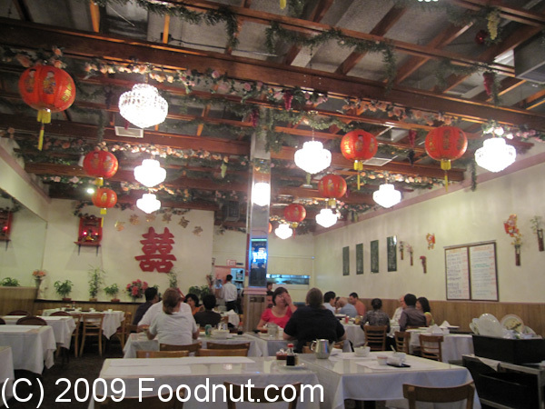 Silver house restaurant san mateo for Asian restaurant decoration