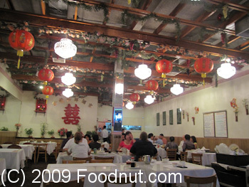 Silver House Restaurant San Mateo Interior Decor