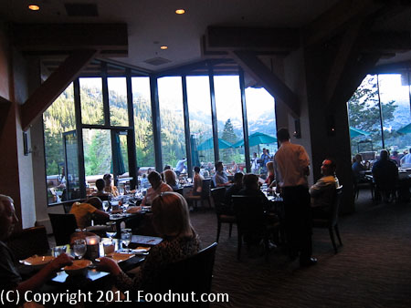 Six Peaks Grille Squaw Valley Interior