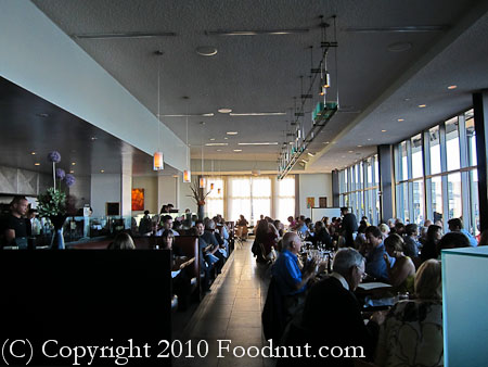 Slanted Door San Francisco interior decor