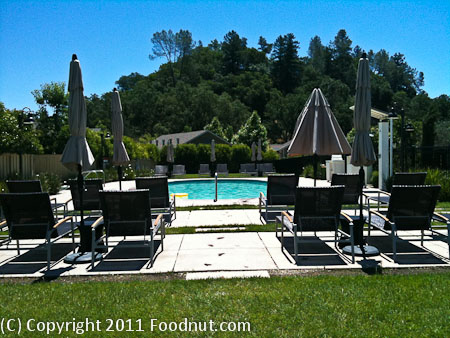 Solbar Calistoga Pool
