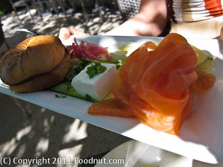 Solbar Calistoga Smoked Salmon
