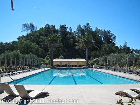 Solbar Calistoga Swimming Pool