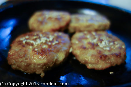 Song Jook Heon duck patties