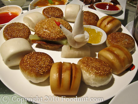 South Beauty Shanghai fried mini buns pork buns