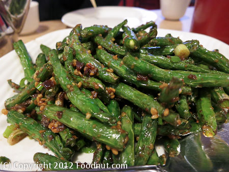 South Legend Milpitas green beans