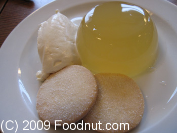 St John Bread and wine London Elderflower Jelly