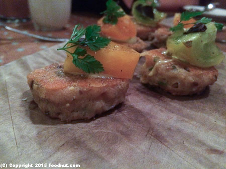 State Bird Provisions San Francisco heirloom tomato cabot cheddar whole grain pancake