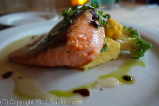 Stella Alpina Burlingame Salmon