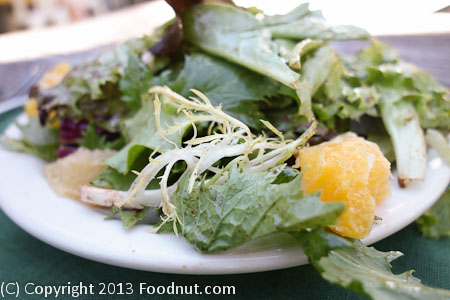 Summer Jo's Grants Pass Mesclun mix salad