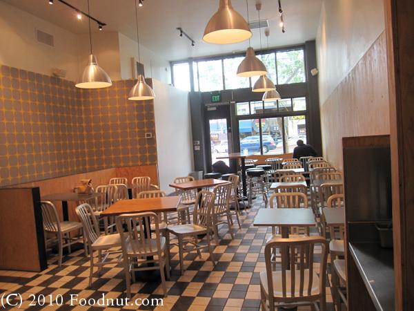 Super duper burgers restaurant san francisco