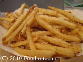 Super Duper San Francisco garlic fries