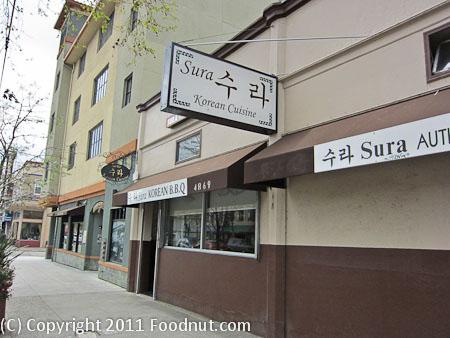 Oakland Ca Korean Restaurant Closed