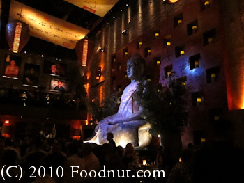 Tao Restaurant Las Vegas Interior Decor 2