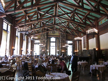 The Ahwahnee Hotel Restaurant_