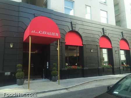 The Cavalier San Francisco exterior decor