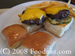 The Counter Palo Alto Kids Mini Burgers