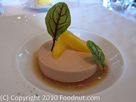 The French Laundry Yountville Foie Gras Terrine