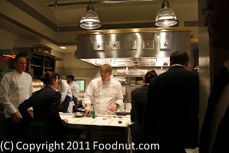 The French Laundry Yountville kitchen Thomas Keller