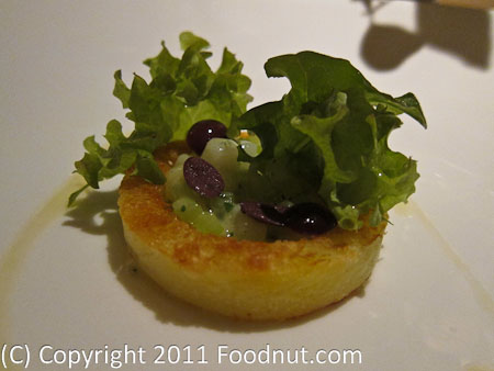 The French Laundry Yountville potato confit