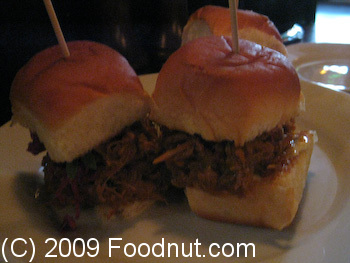 Tipsy Pig San Francisco Sliders