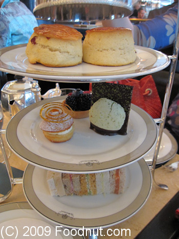 The Wolseley London UK Afternoon Tea