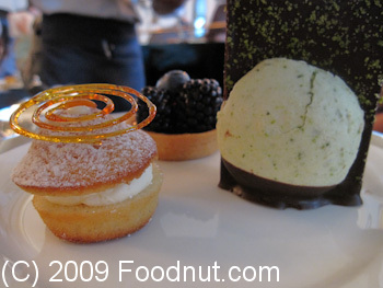 The Wolseley London UK Cakes